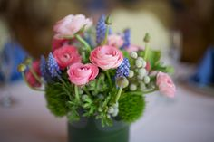 Romantic Pink and Lavender Wedding