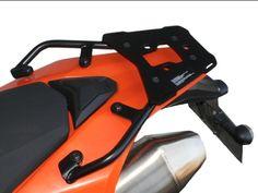 アルラック ブラック(リアキャリア) SW-MOTECH(SWモテック) KTM 690 Enduro 07年~