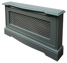 Give Your Dwelling A Fashionable Make Over On A Price range With A Designer Radiator - Homemidi Radiator Heater Covers, Modern Radiator Cover, Baseboard Heater Covers, Baseboard Heaters, Georgian Interiors, Cast Iron Radiators, Designer Radiator, Cover Style, Quartos