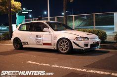 Honda Civic EG6, Kanjo Racer