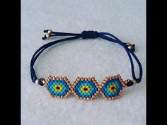 Learn How to use Brick Stitch technique with Delica Beaded Necklace Patterns, Beaded Jewelry, Handmade Jewelry, Seed Bead Tutorials, Beading Tutorials, Bead Loom Bracelets, Embroidery Jewelry, Brick Stitch, Bead Crochet