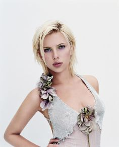 Dedicated to totally excellent Scarlett Johansson.
