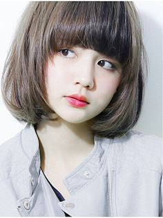 New Hair Bangs Texture 20 Ideas Hairstyles With Bangs, Trendy Hairstyles, Girl Hairstyles, Girl Short Hair, Short Hair Cuts, Short Bangs, Medium Hair Styles, Short Hair Styles, Corte Y Color