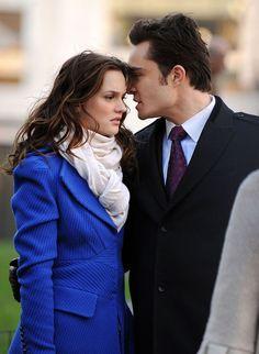 Blair and Chuck <3