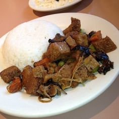 A & J Restaurant - Kao Fu Cai Fan - Foodspotting