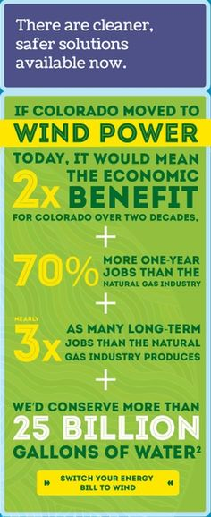 Educational material for you to read : Frack-Free Colorado Highlights Natural Gas Fracking Facts (Infographic) : TreeHugger