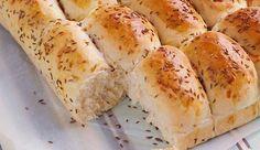 Frokostbrød med ost og karve - Oppskriftskroken