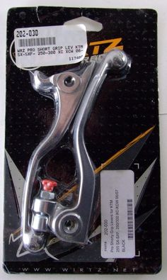 202-030 WIRTZ PRO SHORTY GRIP LEVER KIT KTM 250SX-SXF 250 XC-XCW 05-07 | eBay Motors, Parts & Accessories, Motorcycle Parts | eBay!