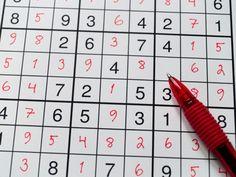 Printables! Sudoku, Word Search...