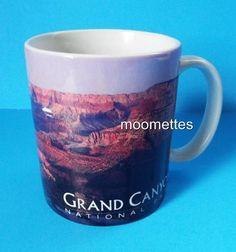 Grand Canyon National Park Coffee Mug History Natural Wonder Liz Hymans Photo #GrandCanyonNationalPark