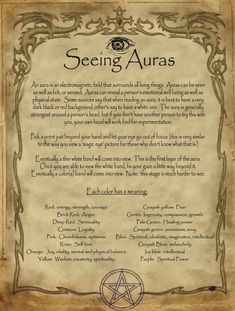 Seeing Auras for homemade Halloween Spell Book. Seeing Auras for homemade Halloween Spell Book. Seeing Auras for homemade Halloween Spell Book. Seeing Auras for homemade Halloween Spell Book. Wiccan Spell Book, Wiccan Witch, Witch Spell, Spell Books, Halloween Spell Book, Halloween Spells, Halloween Quotes, Spells For Beginners, Witchcraft For Beginners
