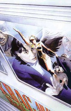 Alex Ross > Astro City Painted 720