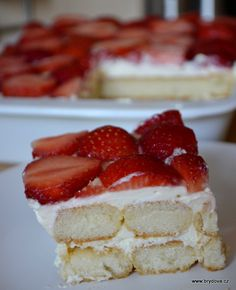 Nepečený krémový dezert - brydova.cz Tiramisu, Cheesecake, Food And Drink, Sweet, Photography, Inspiration, Candy, Biblical Inspiration, Photograph