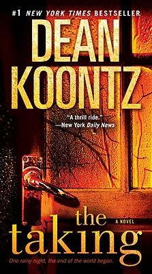 In one of the most dazzling books of his celebrated career, Dean Koontz delivers a masterwork of page-turning suspense that surpasses even his own inimitable reputation as a chronicler of our worst fears—and best dreams. In THE TAKING he tells the story of a community cut off from a world under siege, and the terrifying battle for survival waged by a young couple and their neighbors as familiar streets become fog-shrouded death traps.