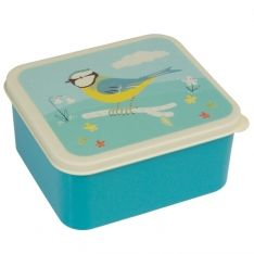 Brotbox Vogel Blaumeise