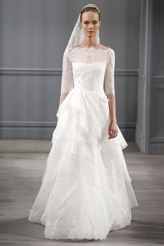 Monique Lhuillier Bridal - Pasarela