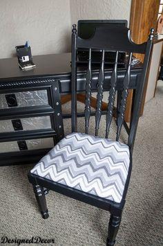 #Aluminum Foil #Desk! - - Designed Decor