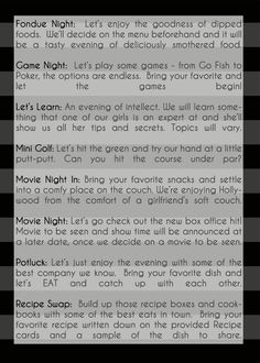 While He Was Napping: {Girls Night} The Girl's Night Club Kit and Nail Night