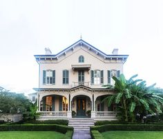 New Orleans dream mansion