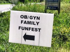 Sent in by Rebecca D. from Tallahassee, FL.Send us photos of your funny signs from around the world!