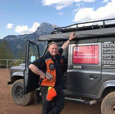 Jetzt ist @tobiaskollewe als Instruktor bei unserem Fahrtraining mit Quadrofaktum unterwegs. Wer es heute verpasst hat. Morgen gibts noch mehr. #otaglobetrotterodeo #globetrotterrodeo #globetrottertreffen #erzberg #twitter