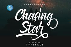 Chasing Star by Rits Type on @creativemarket