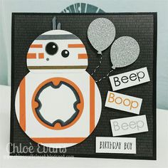 I absolutely love the card I'm sharing with you all today and I really thought it would be so much harder to make then it actually was.   To...