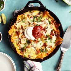 Chilaquiles Frittata