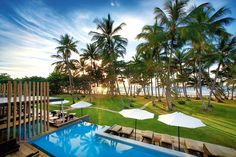 Castaways Resort & Spa, Mission Beach QLD Australia - Birthplace of the Great Barrier Reef Marine Park.
