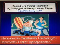 Norske kostråd – ikke særnorske | #NTNUmedicine