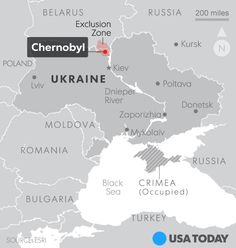 Exiled scientist: 'Chernobyl is not finished, it has only just begun'