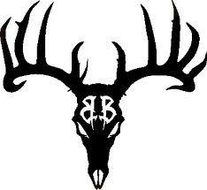 dear skull deer skull image vector clip art online royalty free rh pinterest com floral deer skull clip art mule deer skull clip art