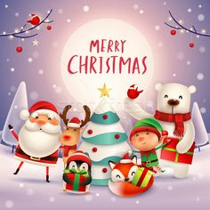 Find Merry Christmas Happy Christmas Companions Moonlight stock images in HD and millions of other royalty-free stock photos, illustrations and vectors in the Shutterstock collection. Thousands of new, high-quality pictures added every day. Christmas Globes, Christmas Scenes, Christmas Pictures, Christmas Art, Winter Christmas, Christmas Decorations, Merry Christmas And Happy New Year, Christmas Wishes, Christmas Greetings