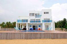 House Party // La Manga Luxury Beach Villas, Lagos // Nigeria