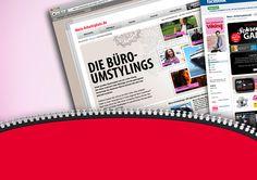 Kampagne: Mein Arbeitsplatz — Agentur: B Brüggemann & Freunde Agentur für dialogische Markenführung GmbH — Kunde: Office Depot Deutschland GmbH — Jetzt noch mehr Kampagnen pur im Fischer`s Archiv! www.fischersarchiv.de