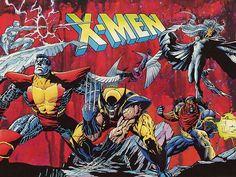 X-Men by Joe Quesada