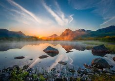 First light by Dag Ole Nordhaug on 500px