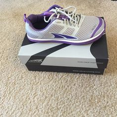 Altra Zero Drop Foot Wear Brand new Altra running sneaker with original box. Shoes Sneakers