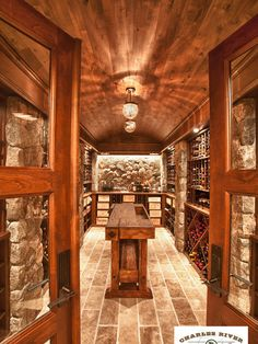 Wine Cellar Design, Pictures,