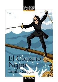 Salgari, Emilio. El corsario negro