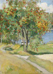 The Art of Finnish Artist Pekka Halonen Helene Schjerfbeck, National Gallery, Scandinavian Art, Paul Gauguin, Classical Art, Siena, Art Museum, Oil On Canvas, Art Gallery