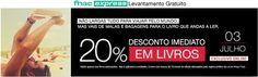 Promoções - Avistamento 20% desconto Só Hoje - http://parapoupar.com/promocoes-avistamento-20-desconto-so-hoje/