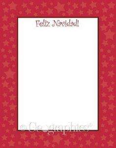 235 best christmas and holiday themed paper letterhead images on