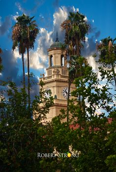 University of Redlands Chapel Copyright © 2015 Robert Strong Photography