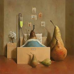 Living pears