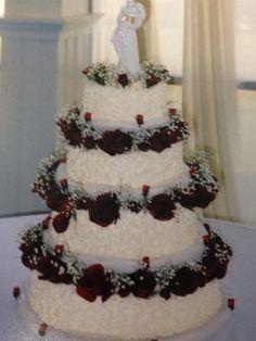 Cinderella Wedding Cake Fairy Tale Elegance By Js Pastry Shop In Pensacola FL