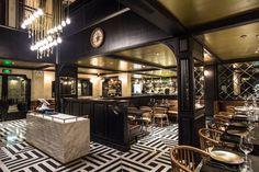 The Locksmith restaurant by Studio Y, Foshan – China » Retail Design Blog