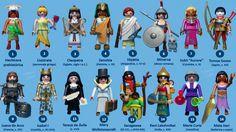 Petición · .@Playmobil y Planeta DeAgostini: Las mujeres también somos parte de la Historia · Change.org