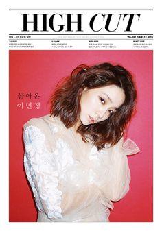 #Minjung Lee #이민정 - HIGH CUT