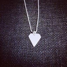 Diamond 925 S Sterling Sølv #silver #sølv #smykkedesign #smykker #jewelry Sølv kugle kæde x cm. #andm